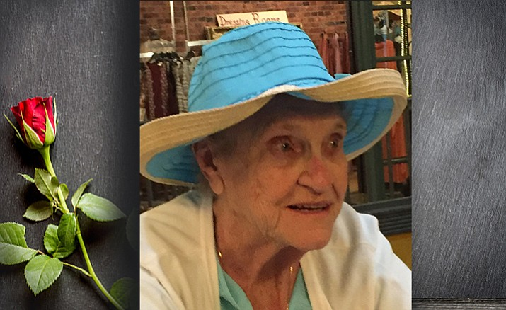 Lois Gertrude (Von Wald) Hall