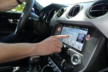 A new AAA study looked at visual (eyes-off-road) and cognitive (mental) demand, as well as how long it took drivers to complete tasks using vehicle technology — and it determined that none of the infotainment systems in 30 new 2017 vehicles were low-demand. (AAA/Courtesy)