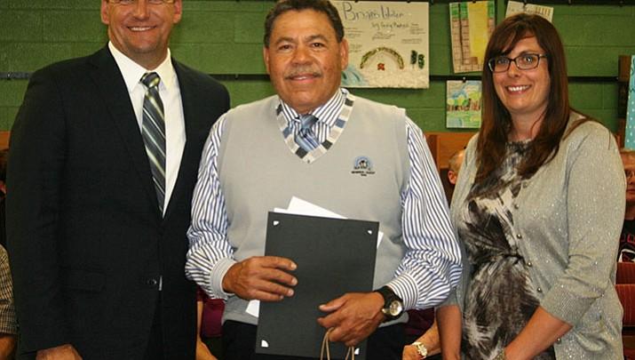 Teacher of the Month: Mr. Rosario
