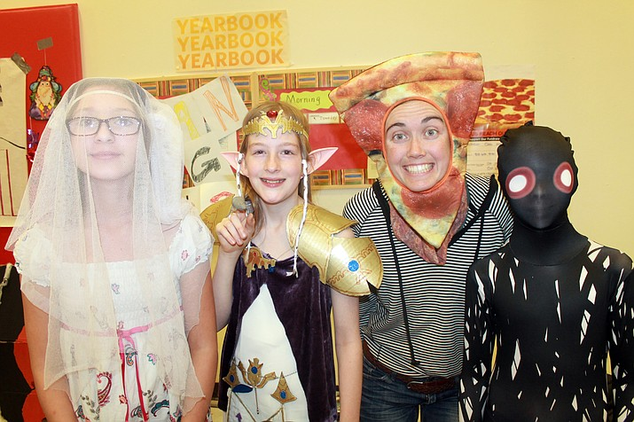Grand Canyon youth were treated to a variety of Halloween activities, including a carnival, trunk or treat and party.