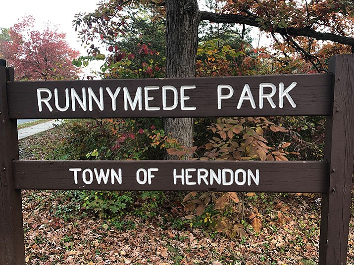 Runnymede Park in Fairfax County, Virginia, is great for walking and bird watching. (Eric Moore/Courtesy)