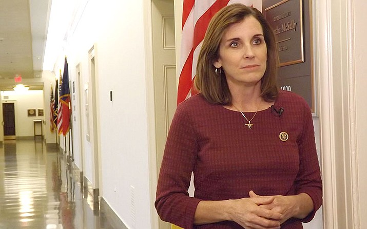 "Rep. Martha McSally, R-Tucson, welcomed the Air Force decision to keep the A-10 flying, but has concerns about the ability of the F-35 to replace the ""Warthog"" in close-air support roles."