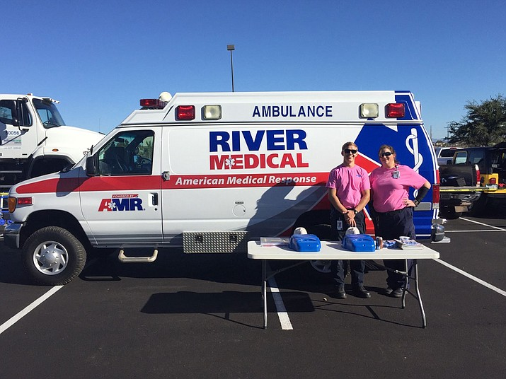 River Medical has earned accreditation from the Commission on Accreditation of Ambulance Services.