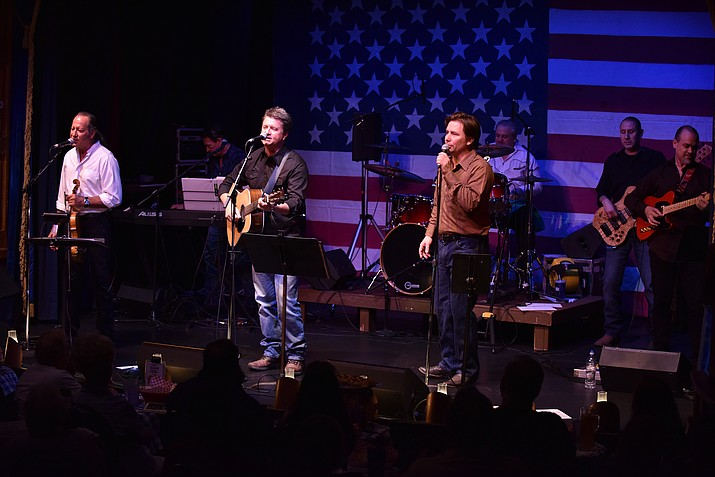 Born Country will perform a salute to Alabama at 7 p.m. Saturday, Nov. 11, at the Elks Theatre and Performing Arts Center. (Courtesy)