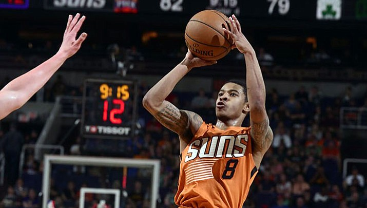 Tyler Ulis has helped the Suns at point guard after the trade of Eric Bledsoe.