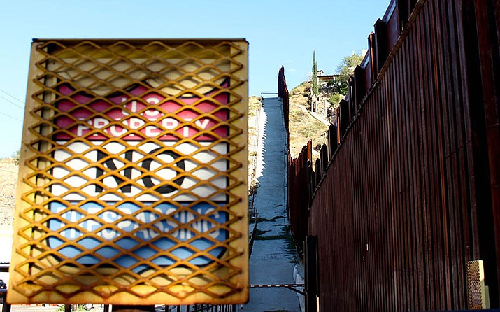 U.S. Customs and Border Protection agents patrol 1,100 square miles in the Nogales area. Data shows that more than 3,000 unaccompanied minors were apprehended in the Tucson sector last year.