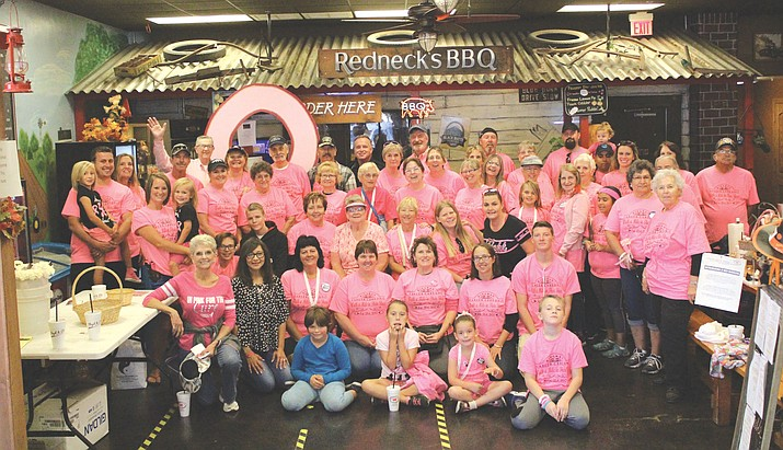Kingman Cancer Care Unit is a local favorite when it comes to charitable support, and KCCU turns that support back into the community.