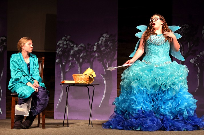 At 7 p.m. Friday, Nov. 17, Camp Verde United Christian School's drama department will perform four short plays at Parkside Community Church. (Photo courtesy Jaime Kesler)