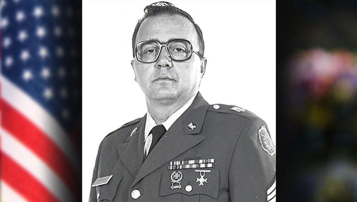 """Ret. Master Sgt. John V. """"Jack"""" D'Ambro Jr."""