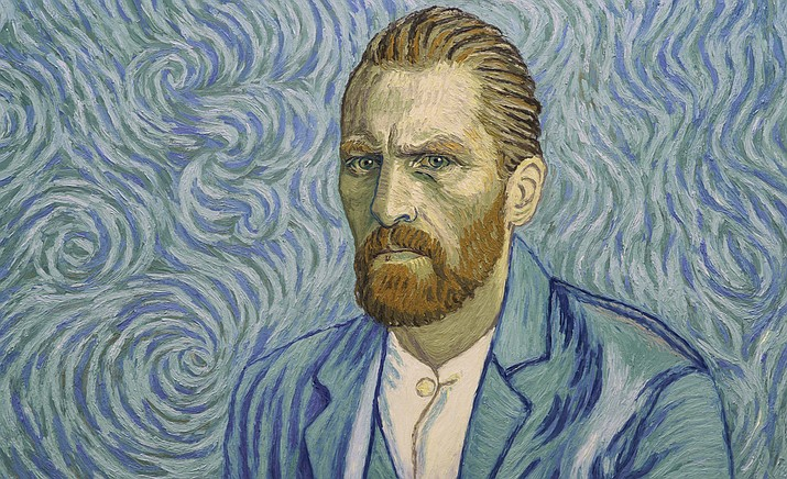 """Loving Vincent"" —  the world's first fully oil painted feature film — brings the artwork of Vincent van Gogh to life in an exploration of the complicated life and controversial death of one of history's most celebrated artists. More than six years in the making with the help of 125 specially trained painters, ""Loving Vincent"" is a uniquely animated film composed of 65,000 painted frames."