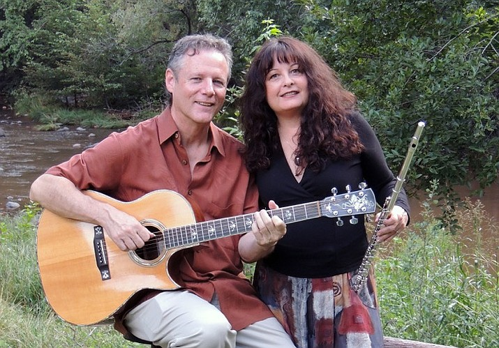 Take a magic carpet ride at Vino Di Sedona on Saturday Night, Nov. 18 from 7-10 p.m. with music by Meadowlark.