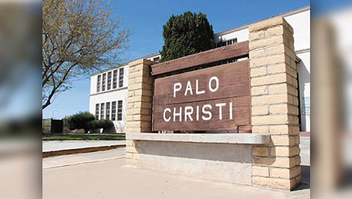 The former Palo Christi Elementary School.