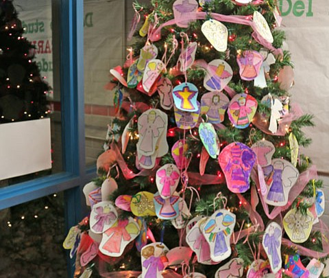 Children get Christmas with Angel Tree program