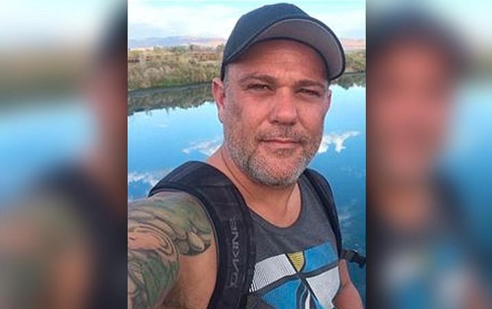 Michael Legus, 39, of Tooele, Utah was reported missing Oct. 31. He was last seen at Mather Point on the South Rim of Grand Canyon National Park. (NPS photo)