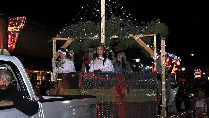 Holiday parade applications due Nov. 15