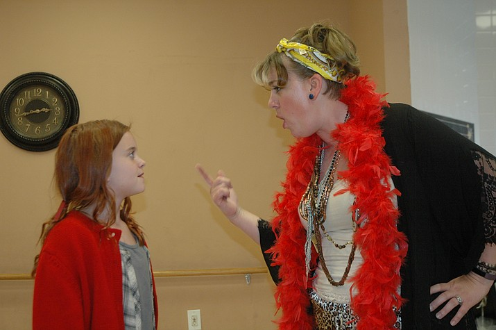 """Annie -- The Musical"" will be at the Elks Theatre Friday and Saturday, Nov. 17 and 18. (Jason Wheeler/Kudos)"