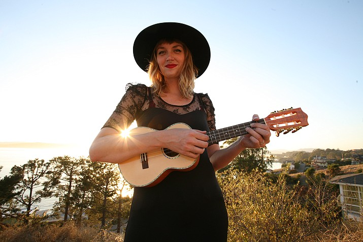 Dana Louise and The Glorious Birds perform today, Nov. 17, at Yavapai College Performing Arts Center. (Courtesy)