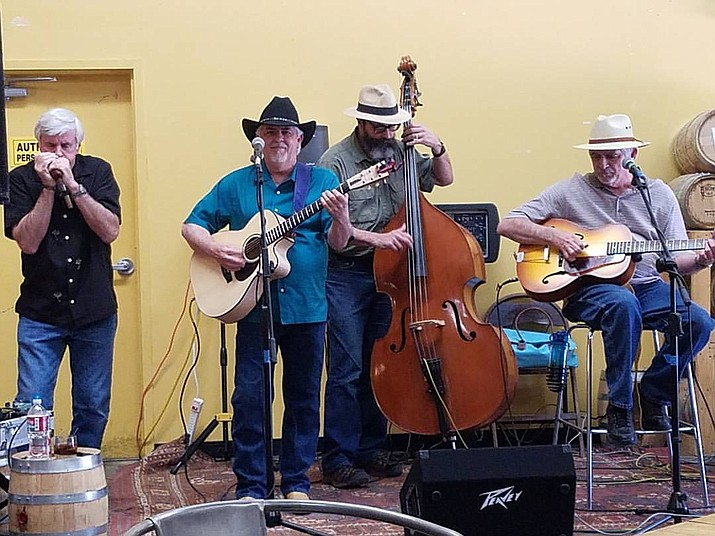 The Ping Brothers will celebrate Thumb Butte Distillery's anniversary bash Sunday, Nov. 19. (Courtesy)