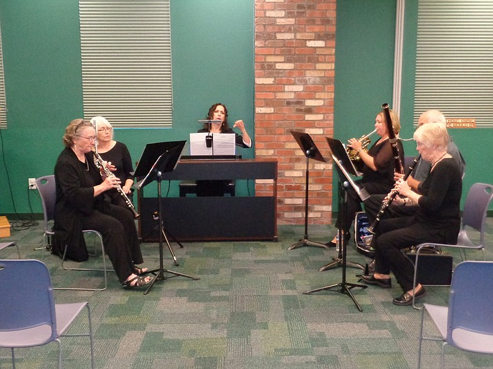 The Third Friday Chamber Music Series continues today, Nov. 17, at the Prescott Public Library. (Courtesy)