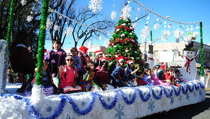 Prescott considered one of America's best small towns for Christmas