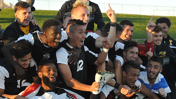 Tyler repeats as soccer champions