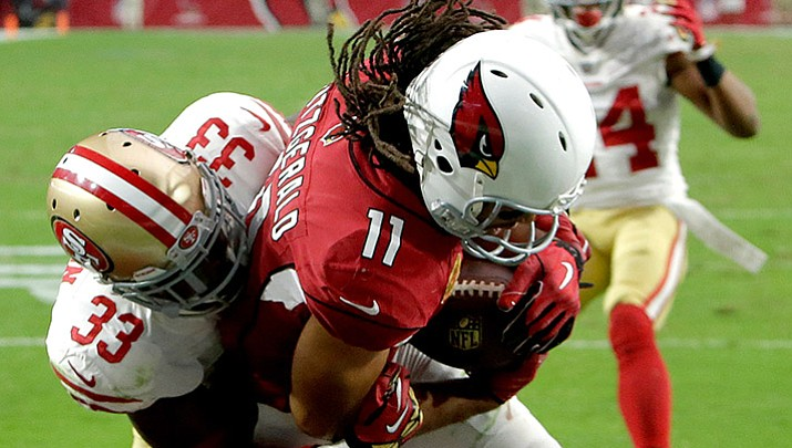 NFL Cardinals sign Larry Fitzgerald  to 1-year extension