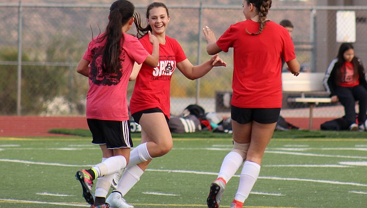 Rongo returns to head young but talented MUHS girls soccer