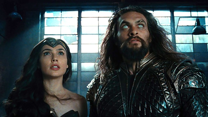 Expanding the DC movie universe with 'Justice League'