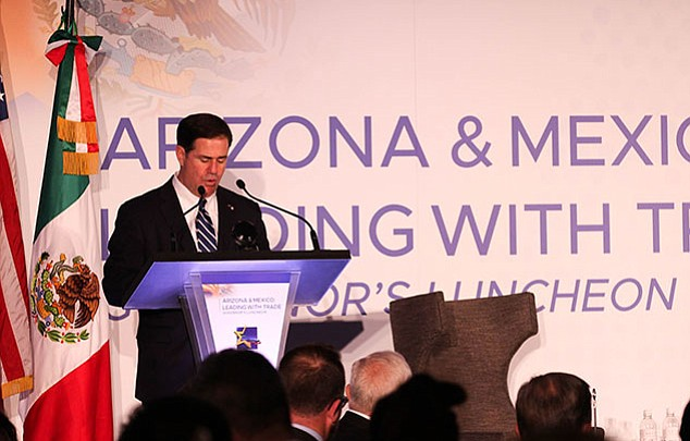 As NAFTA staggers, Arizona keeps pushing forward to maintain its trade relationship with Mexico