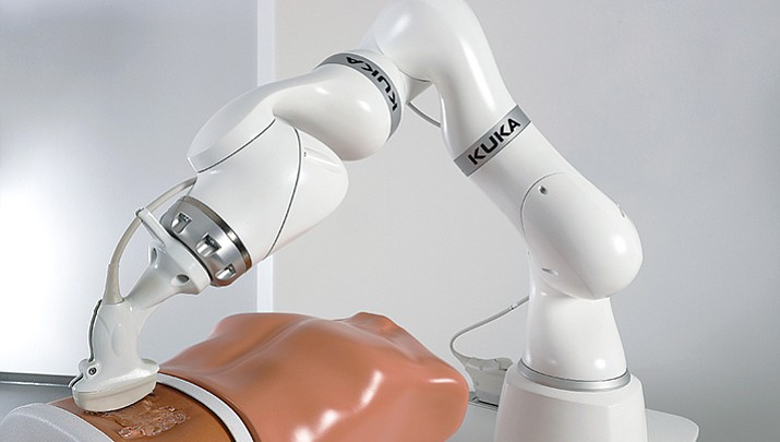 Company to debut new robot to help medical professionals