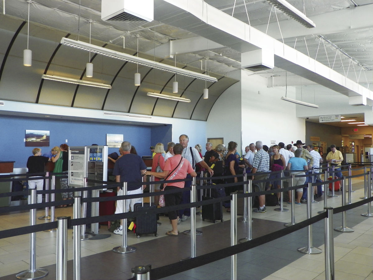 American Airlines Calls It Quits In Mohave County