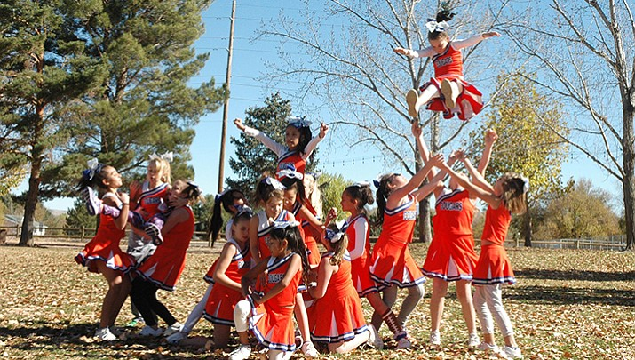 Chino cheer team gets unexpected surprise