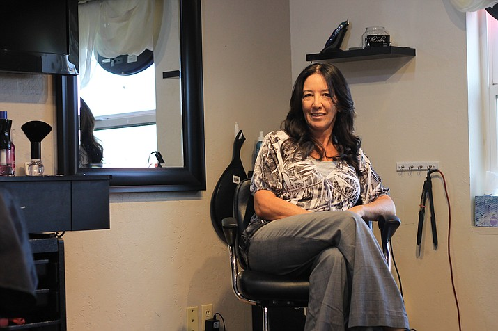 Renee Hatch is the new owner and stylist at the Salon at 614 in Williams.