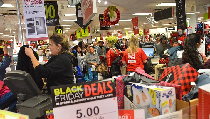 Here are seven area stores offering Black Friday deals