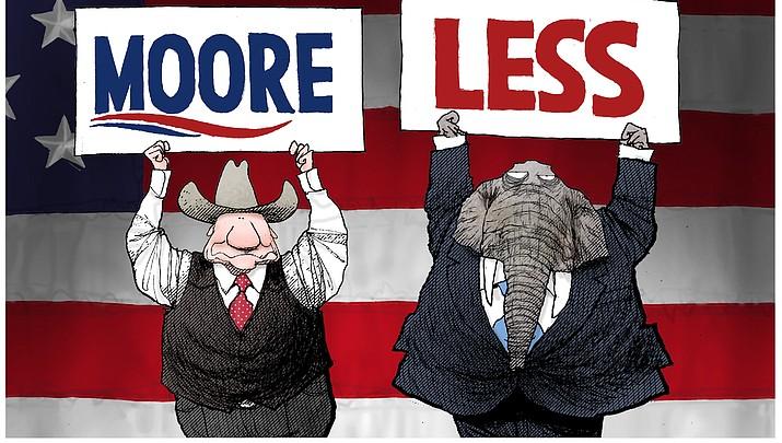 Editorial cartoon | Nov. 22
