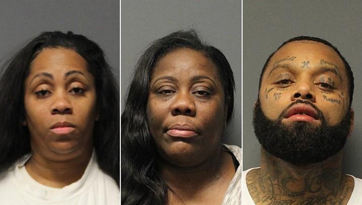 Police arrest three suspects in $3,000 Walmart fraud