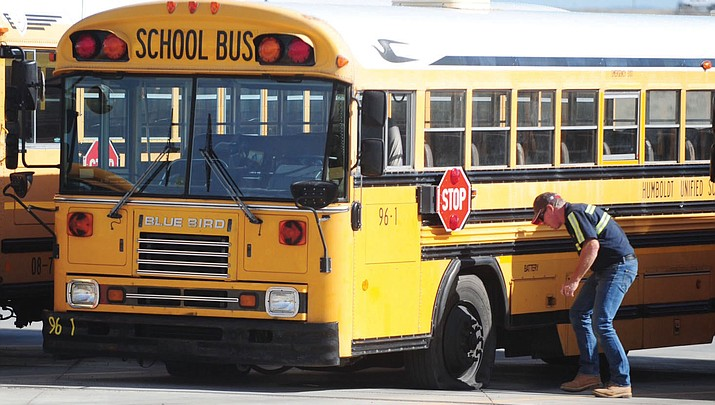 Governor considers using VW payout to replace school buses