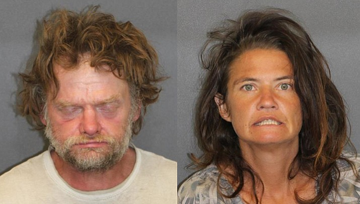 Kingman pair arrested for felony trespassing