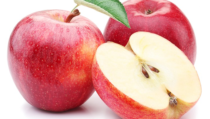Apples should never be considered forbidden
