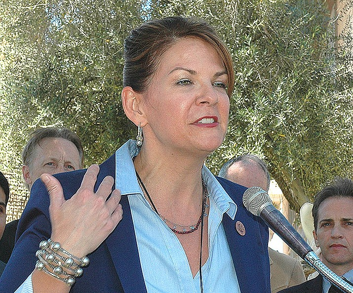 U.S. Senator candidate Kelli Ward of Lake Havasu City says the opioid epidemic in Mohave County is difficult to pinpoint, but it shouldn't be left in the hands bureaucrats.