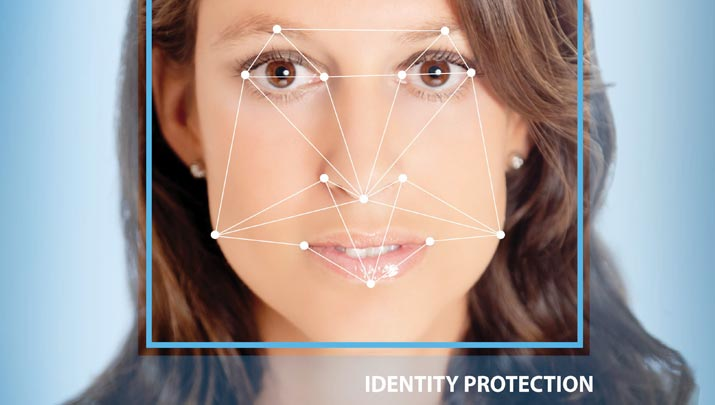 Dating website face recognition