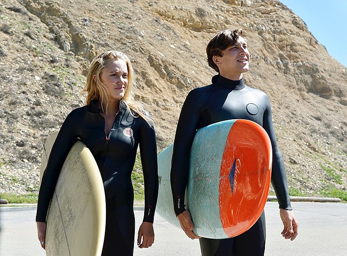 IFC Films Maika Monroe and Cody Fern star in 'The Tribes of Palos Verdes.'