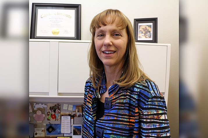 Selina Bliss, a Yavapai College professor, takes the top position with the Arizona Nursing Association.