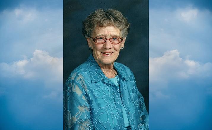 Mary Patricia Parker