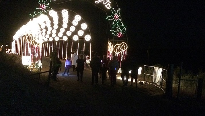 Stroll through the Lights exceeds expectations