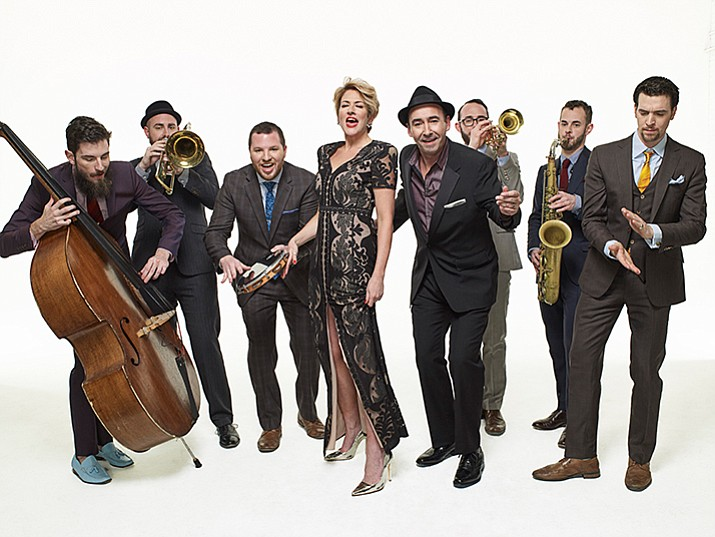 The Hot Sardines (Courtesy)
