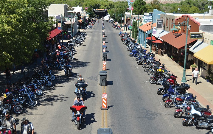 "A Cottonwood city staff report states, Committee members believe the motorcycle event program ""has continued to see movement in a positive direction since the days of a private promoter in 2013/14."" VVN/Vyto Starinakas"