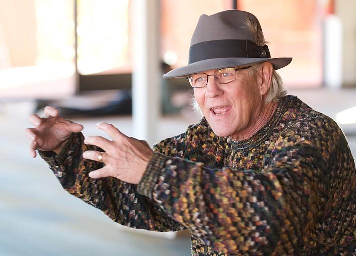 Director John Reynolds
