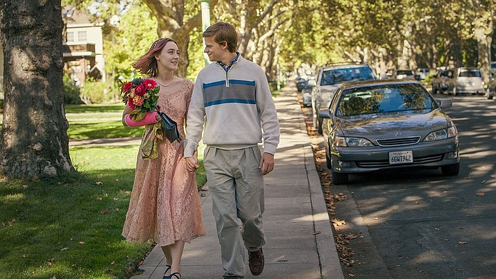 Lady Bird exposes the frustration in a teen girl's life that is brilliantly written and superbly acted.