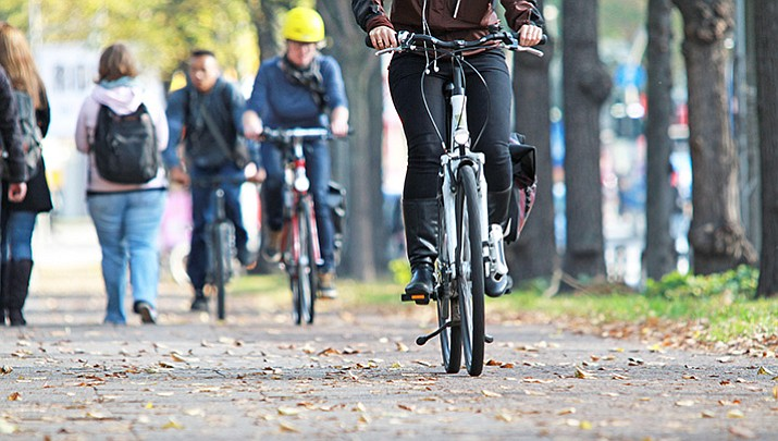 "Residents who have an interest in ""creating a sustainable capital improvement plan toward the impact of pedestrian, bicycle and traffic issues"" are being encouraged to apply for the Prescott Pedestrian, Bicycle and Traffic Advisory Committee. (File photo)"